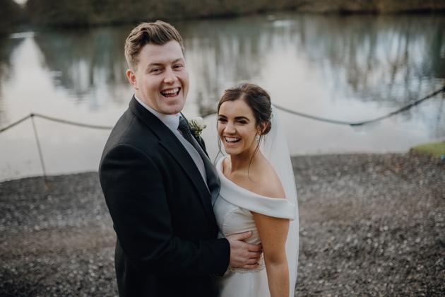 WINTER WEDDING LAKESIDE MARQUEE THORNTON MANOR-91.jpg