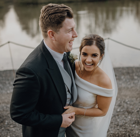 WINTER WEDDING LAKESIDE MARQUEE THORNTON MANOR-95.jpg