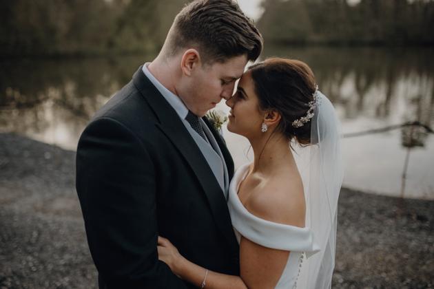 WINTER WEDDING LAKESIDE MARQUEE THORNTON MANOR-98.jpg