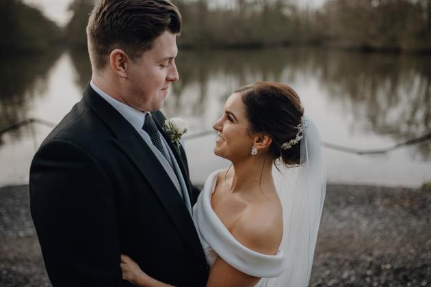 WINTER WEDDING LAKESIDE MARQUEE THORNTON MANOR-100.jpg