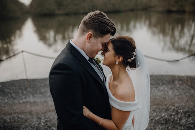 WINTER WEDDING LAKESIDE MARQUEE THORNTON MANOR-103.jpg