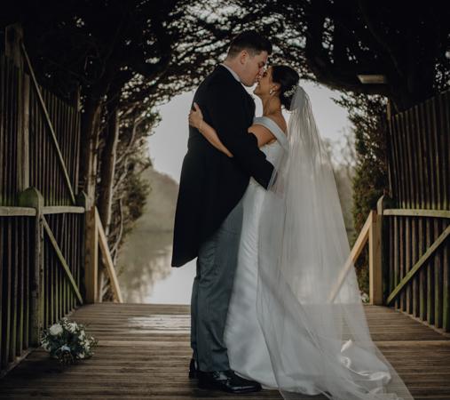 WINTER WEDDING LAKESIDE MARQUEE THORNTON MANOR-110.jpg