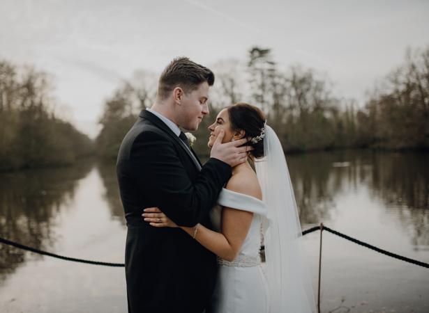 WINTER WEDDING LAKESIDE MARQUEE THORNTON MANOR-119.jpg