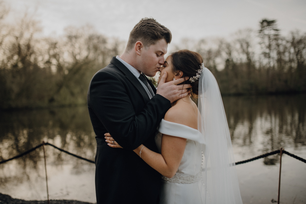 WINTER WEDDING LAKESIDE MARQUEE THORNTON MANOR-121.jpg