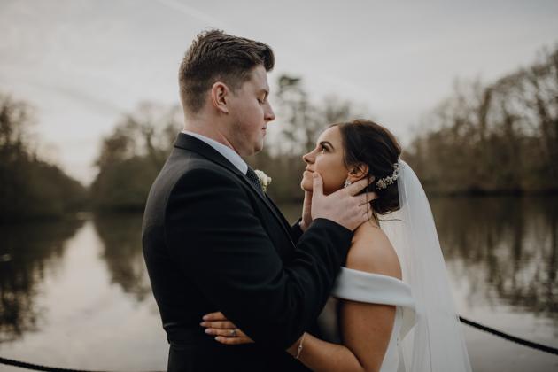 WINTER WEDDING LAKESIDE MARQUEE THORNTON MANOR-122.jpg