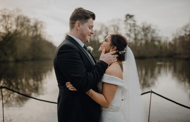 WINTER WEDDING LAKESIDE MARQUEE THORNTON MANOR-123.jpg