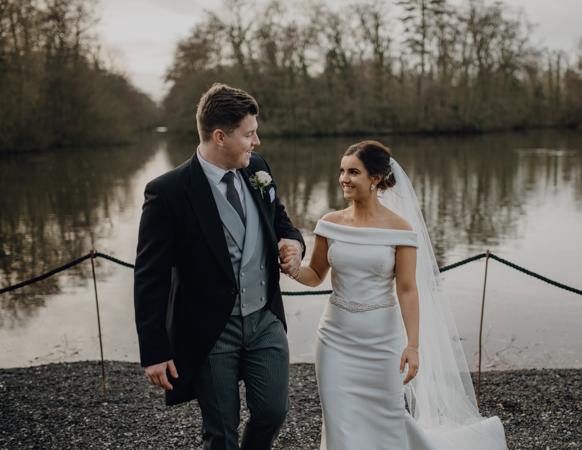 WINTER WEDDING LAKESIDE MARQUEE THORNTON MANOR-126.jpg