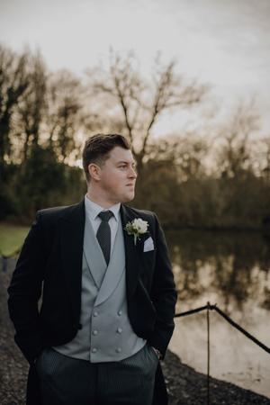 WINTER WEDDING LAKESIDE MARQUEE THORNTON MANOR-128.jpg