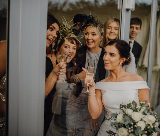 WINTER WEDDING LAKESIDE MARQUEE THORNTON MANOR-138.jpg