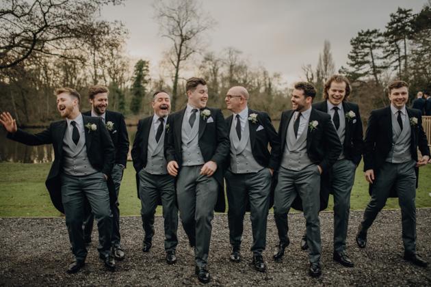 WINTER WEDDING LAKESIDE MARQUEE THORNTON MANOR-146.jpg