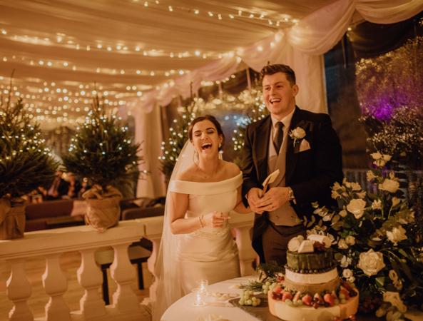 WINTER WEDDING LAKESIDE MARQUEE THORNTON MANOR-158.jpg