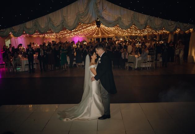 WINTER WEDDING LAKESIDE MARQUEE THORNTON MANOR-160.jpg