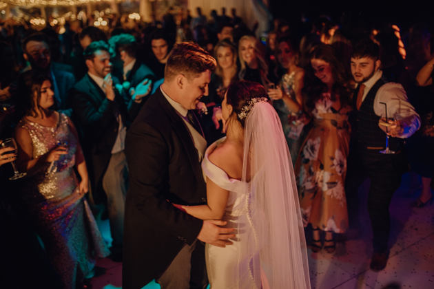 WINTER WEDDING LAKESIDE MARQUEE THORNTON MANOR-168.jpg