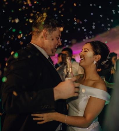 WINTER WEDDING LAKESIDE MARQUEE THORNTON MANOR-173.jpg