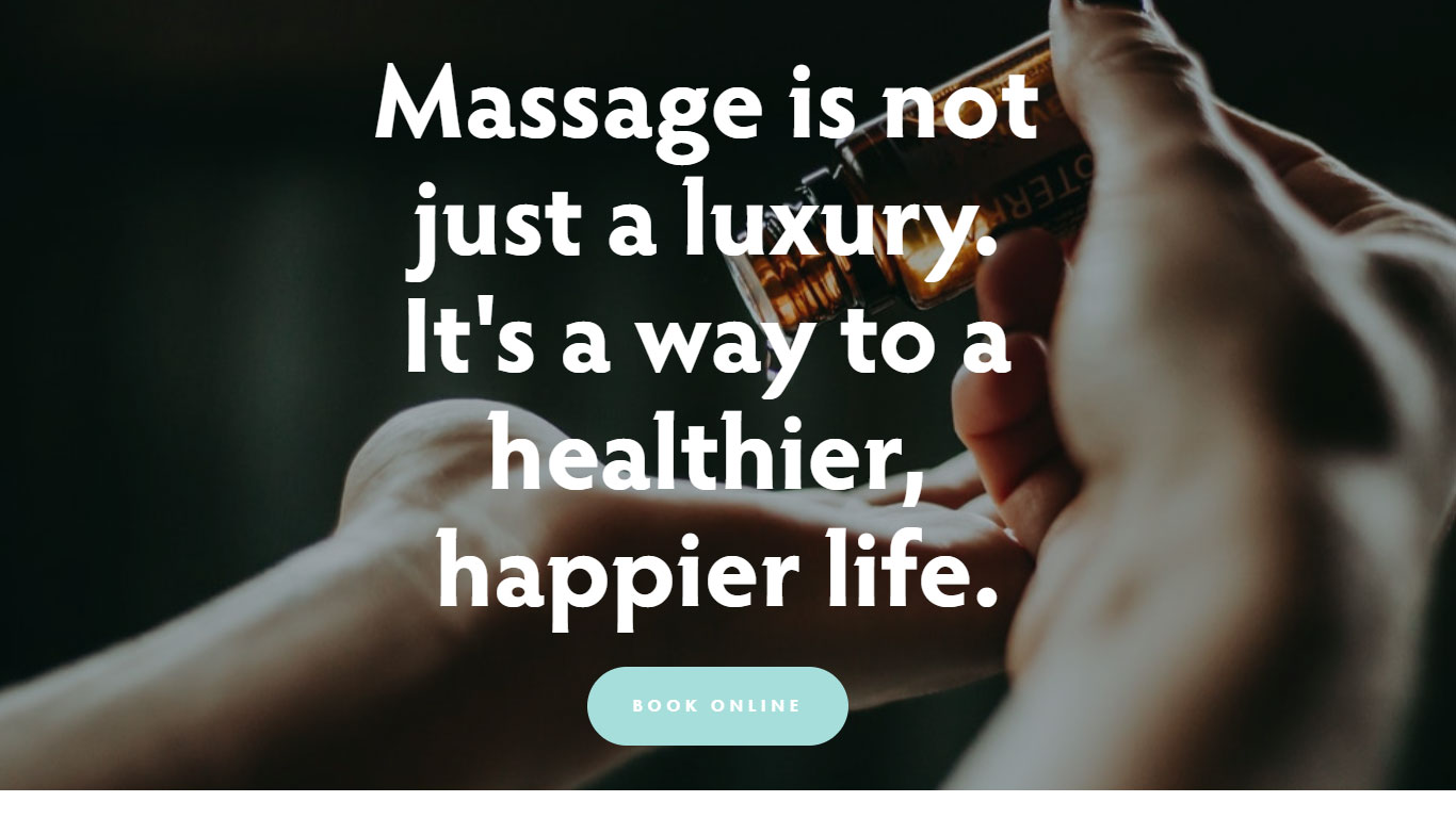lakewood massage therapy