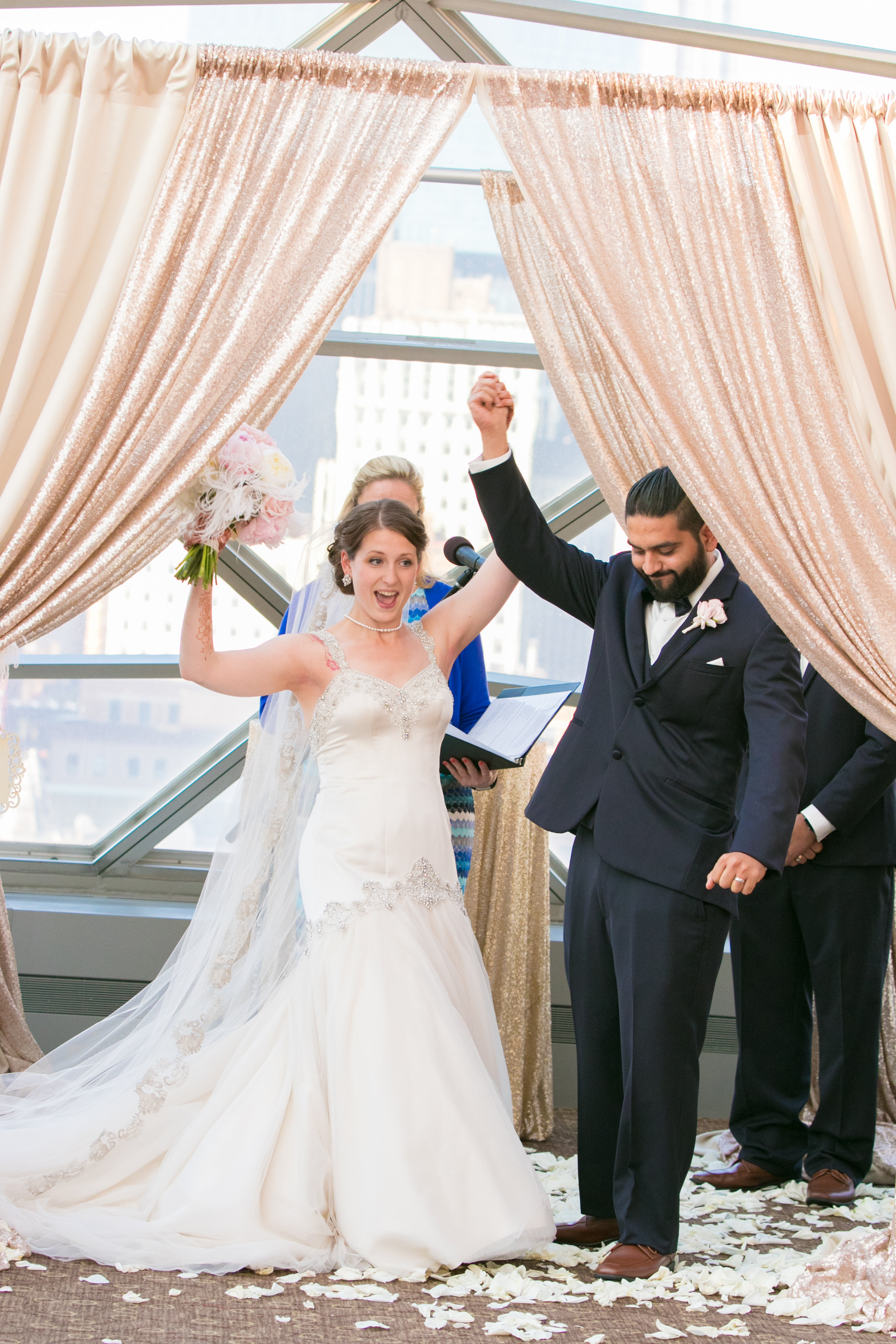 Photography: Kelly Brown Weddings |Planner: The Simply Elegant Group, Kerry  |Venue: Millennium Hotel Mpls  Hotel |Stationary: Minted |DJ: Instant Request | Florals: Sadie's Floral | Linens/Rentals  Linen Effects & Avant | Hair: 139 Hair by Heidi | Bakery: Queen of Cakes