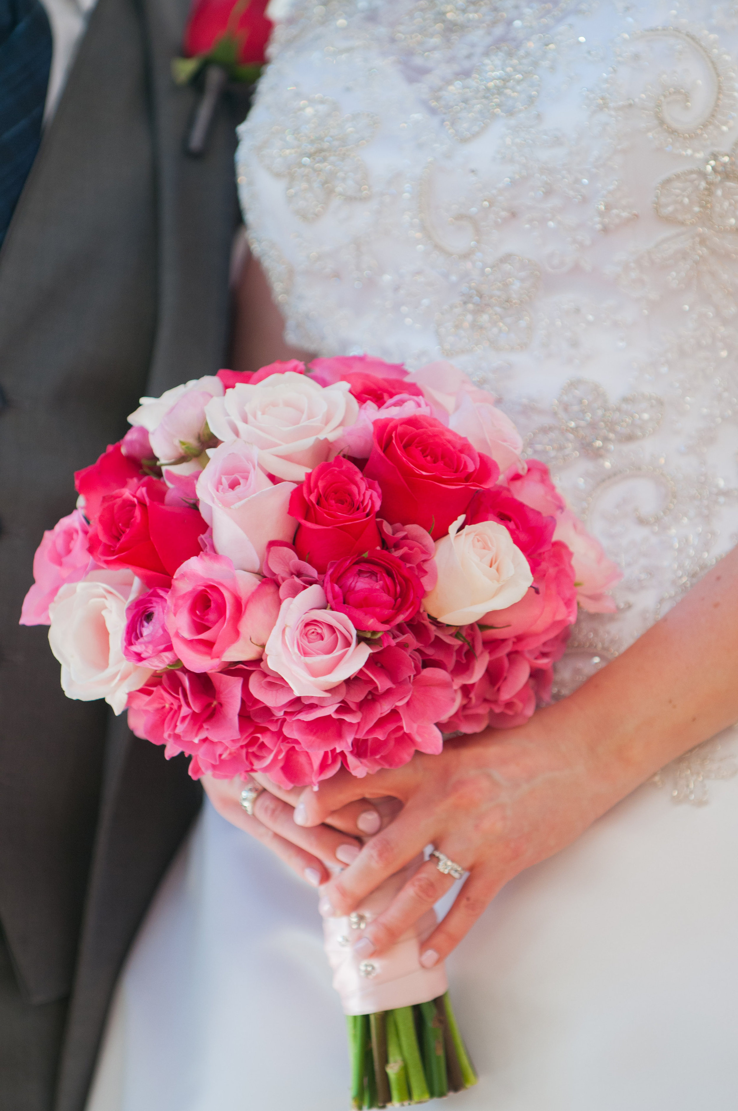 Photography: Coopersmith Photography | Planner: The Simply Elegant Group | DJ: Adagio Djay Entertainment | Bakery: Cocoa and Fig | Dress Designer: JenMar Creations | Floral Designer: Julia's Blooms | Event Venue: The Riverside Room at Minneapolis Event Center