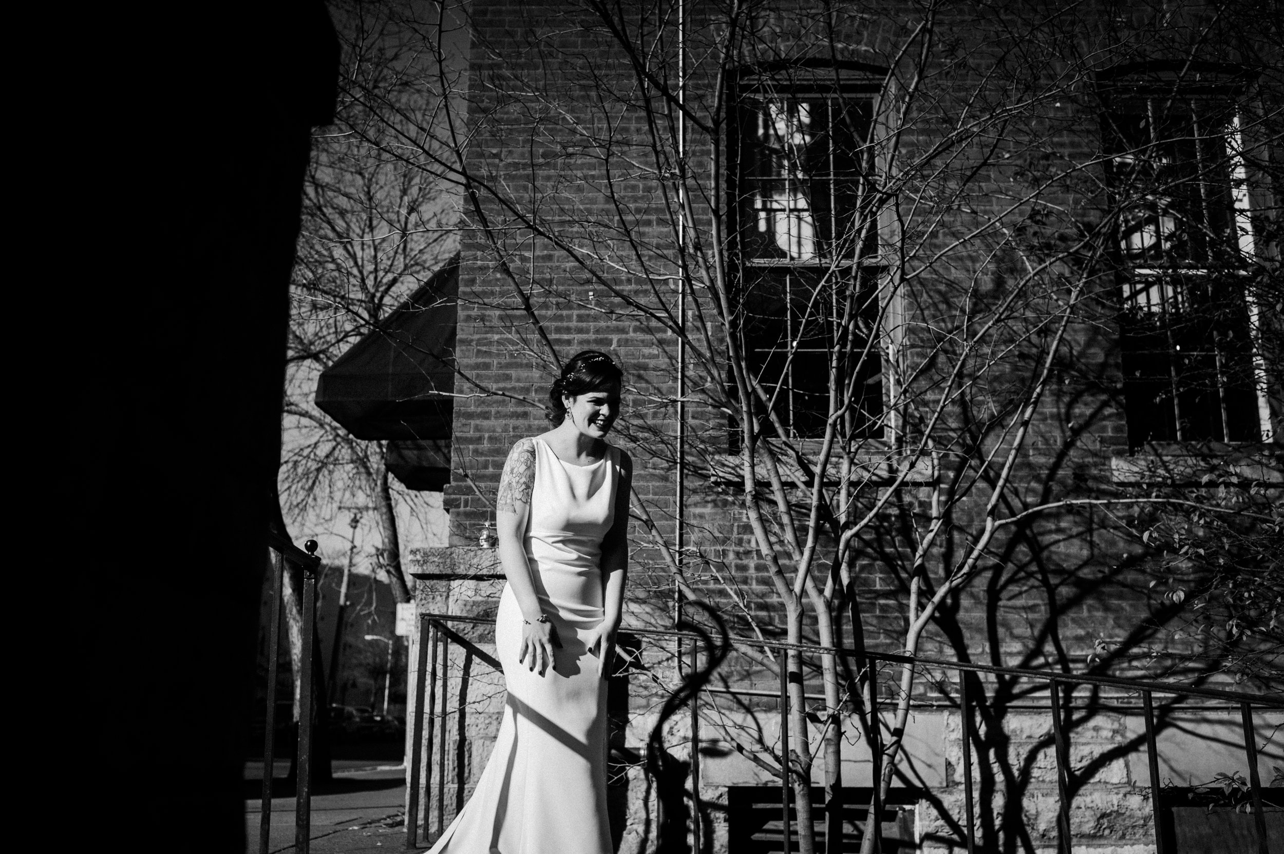 First Look- Bride