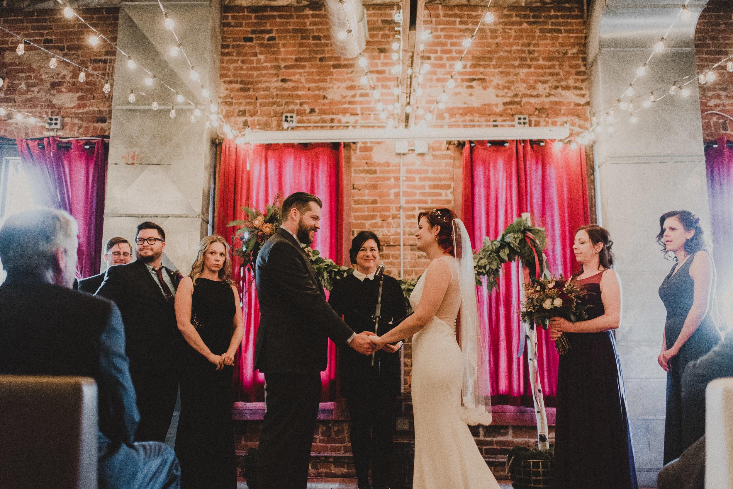Pub 112 Wedding Ceremony