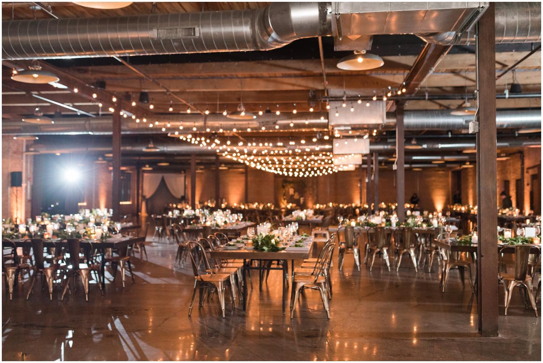 Manufacturing wedding