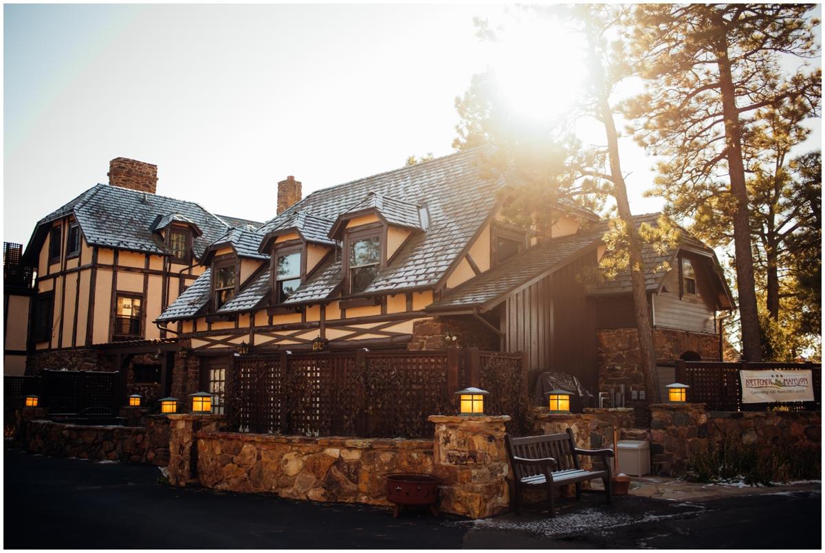 Boettcher Mansion venue in Colorado