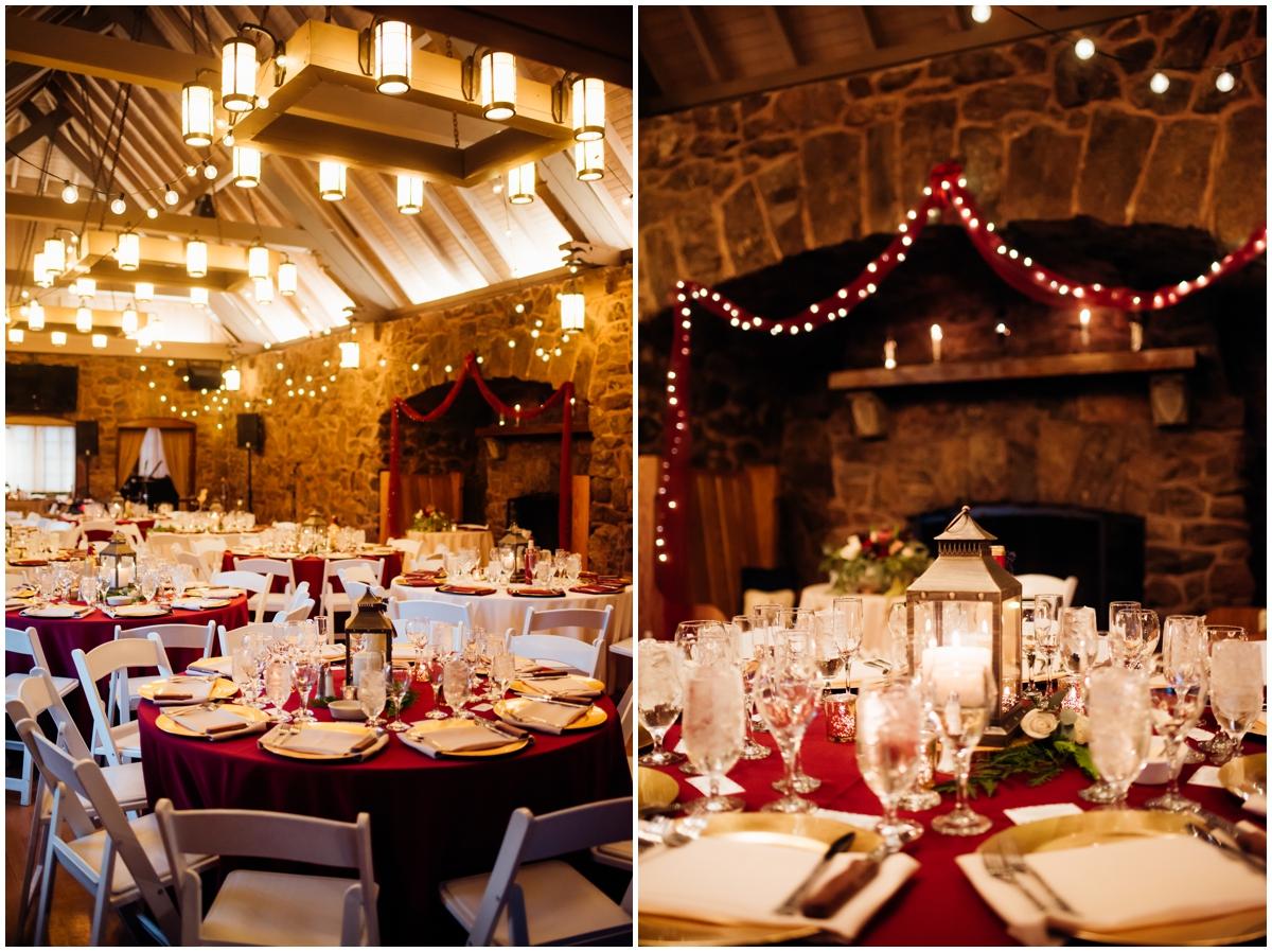wedding details for Colorado wedding