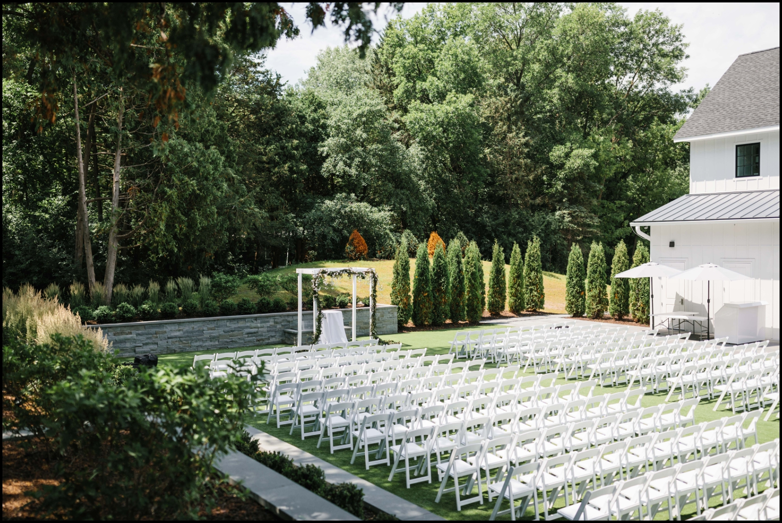 wedding ceremony venue in Minneapolis