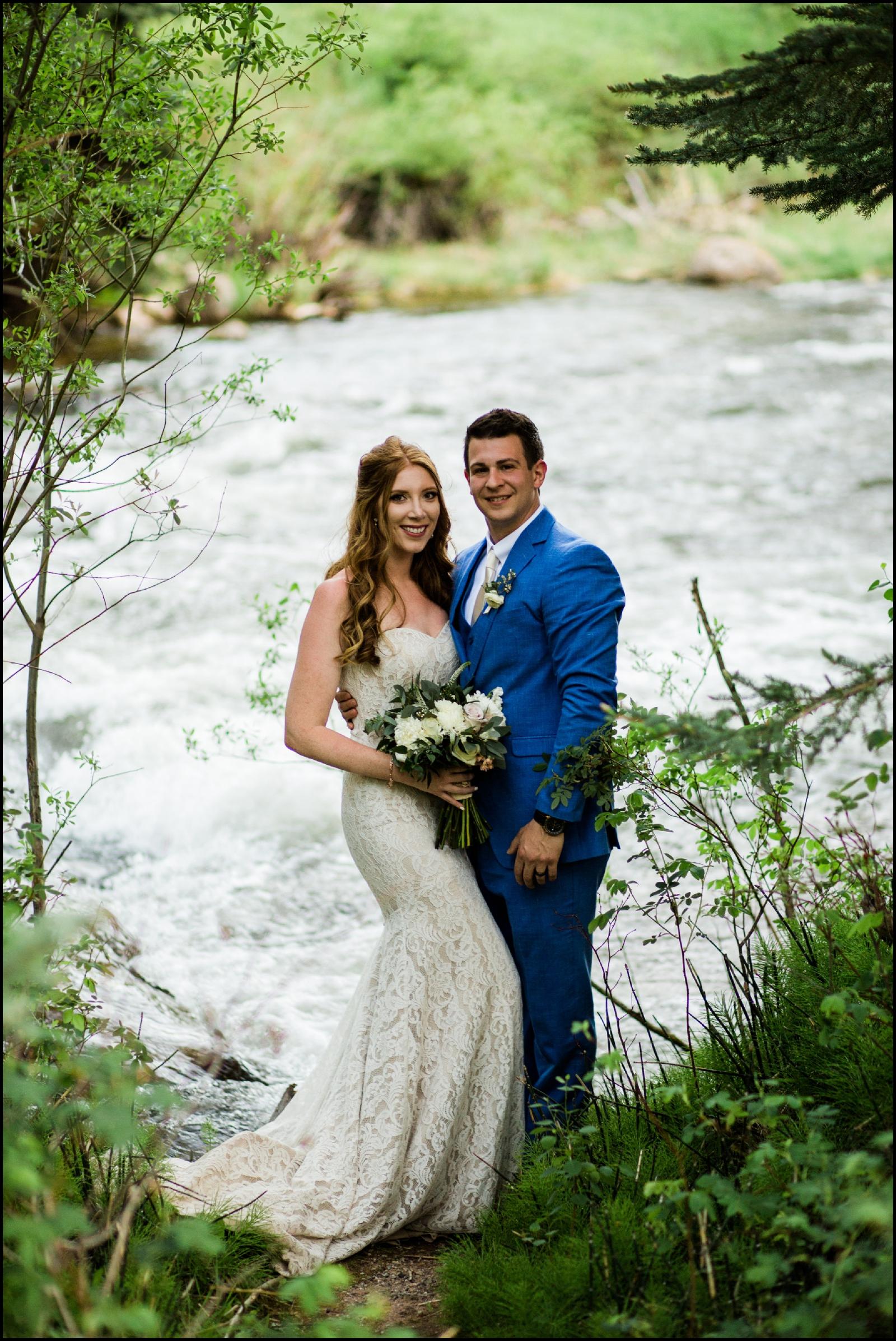 Donovan Pavilion wedding