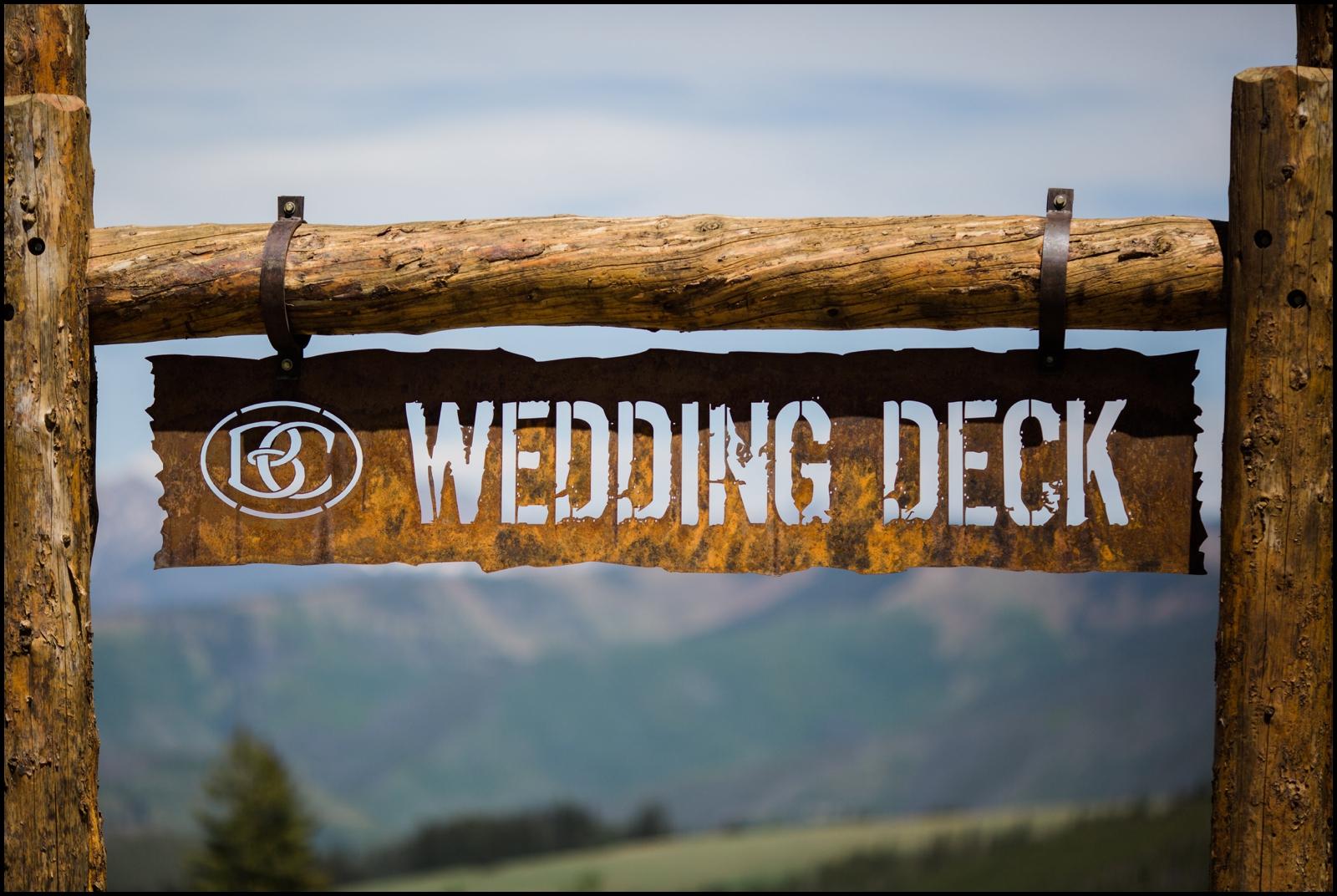Donovan Pavilion wedding venue