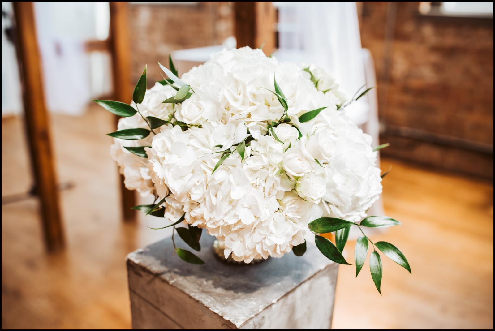 Wedding Floral for wedding ceremony