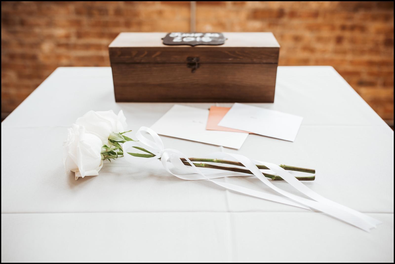 Chicago wedding ceremony