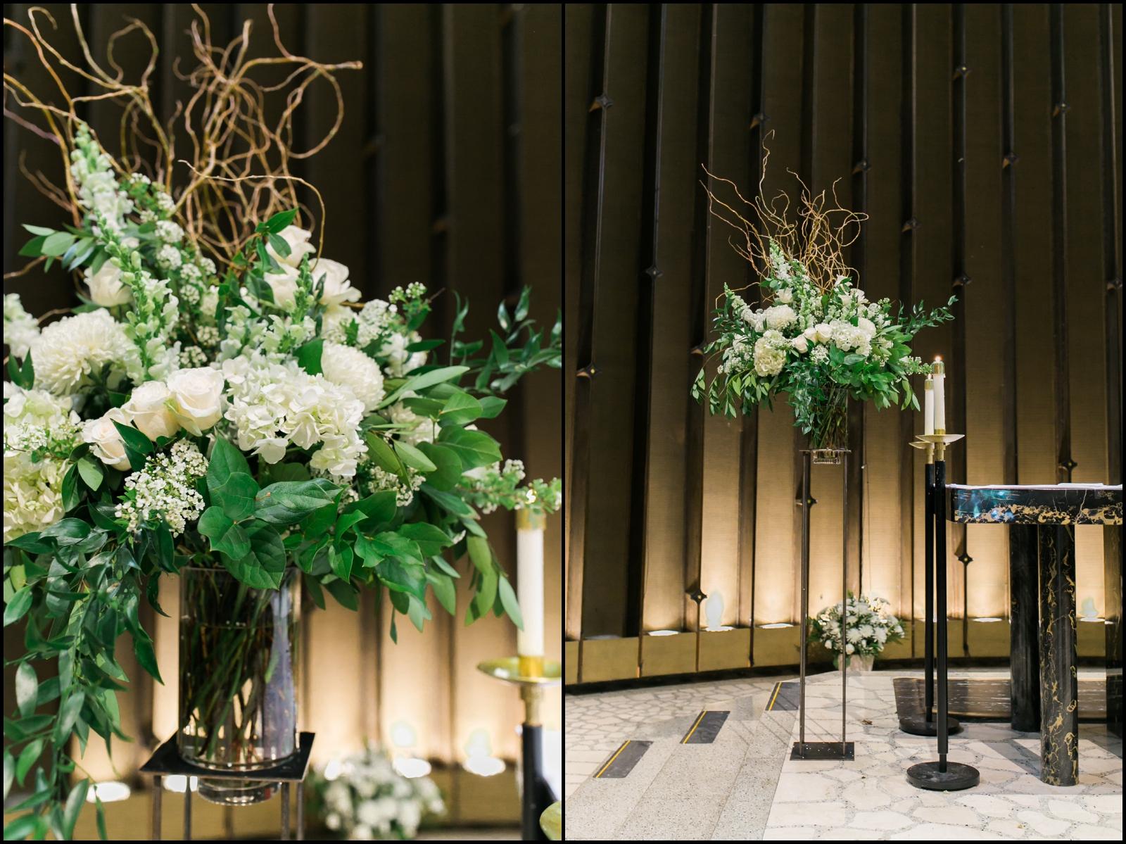 MPLS wedding ceremony