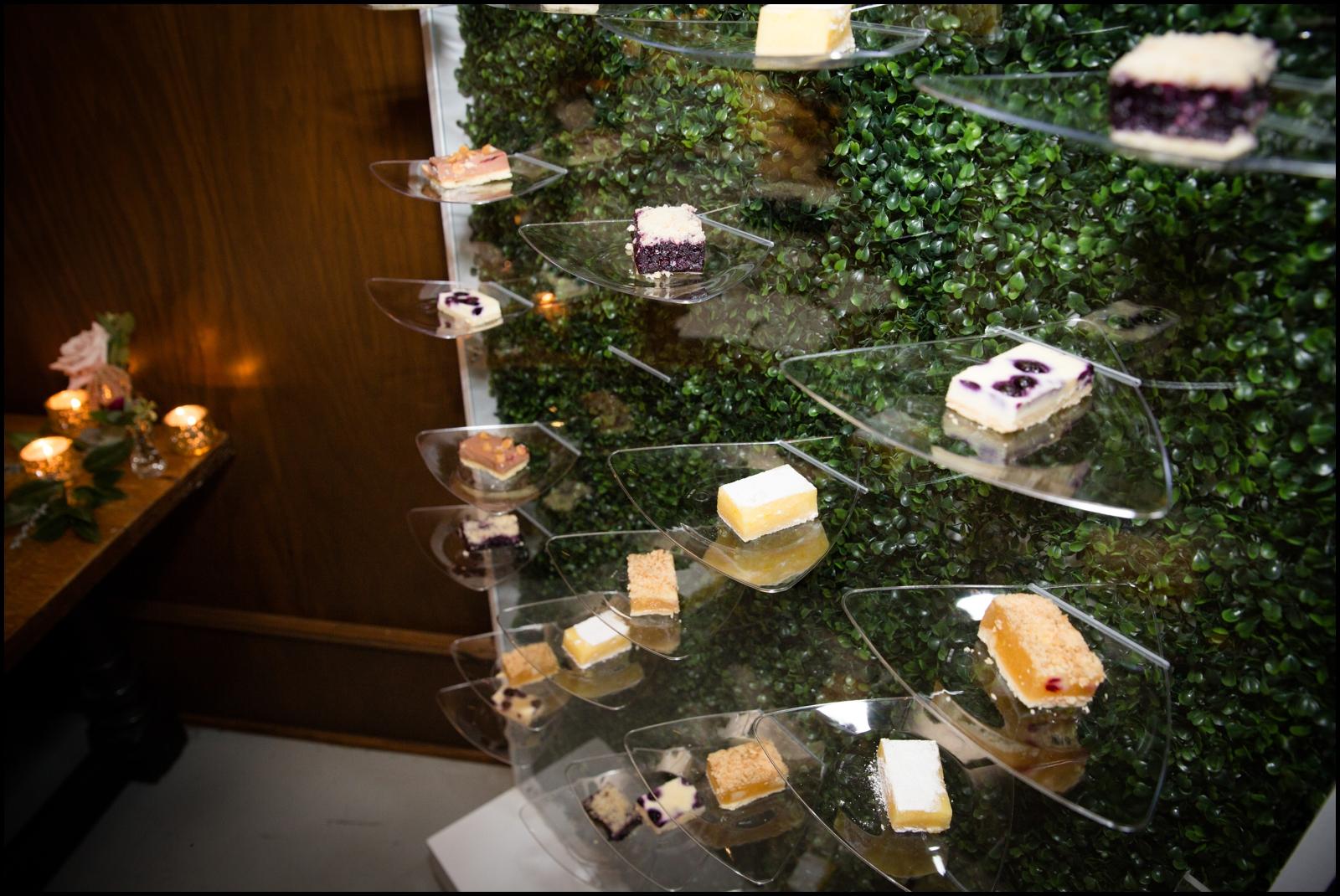 Dessert display ideas