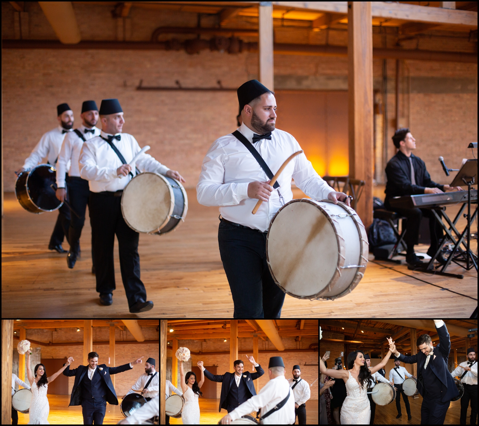 Entertainment for Chicago wedding