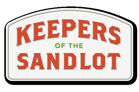 Check out Bill's organization at    www.keepersofthesandlot.com