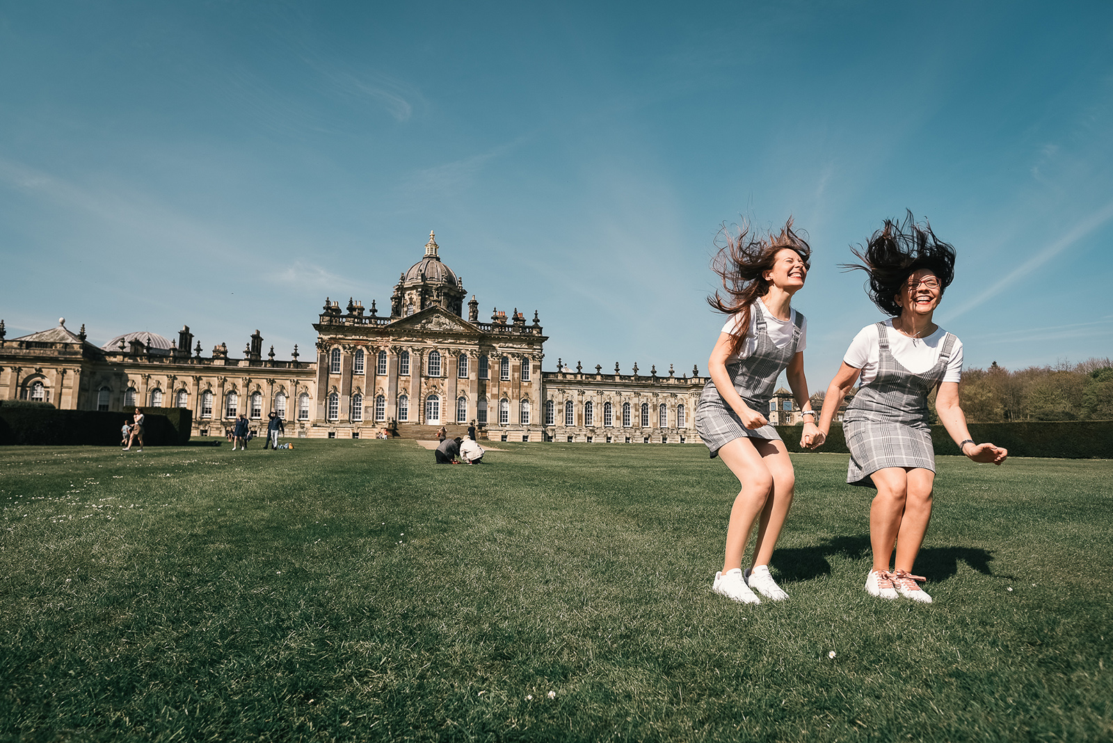 - A Fun Castle Howard Portrait Shoot