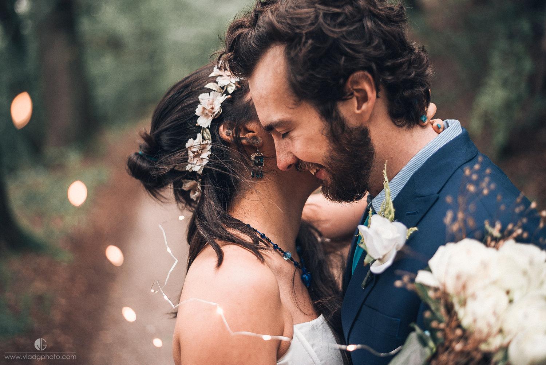 - A Lovely Rustic Wedding in Gribskov Forest, Denmark