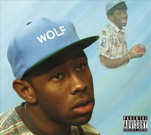 TYLER THE CREATOR </br> Wolf