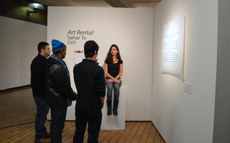 Art Rental , 2015