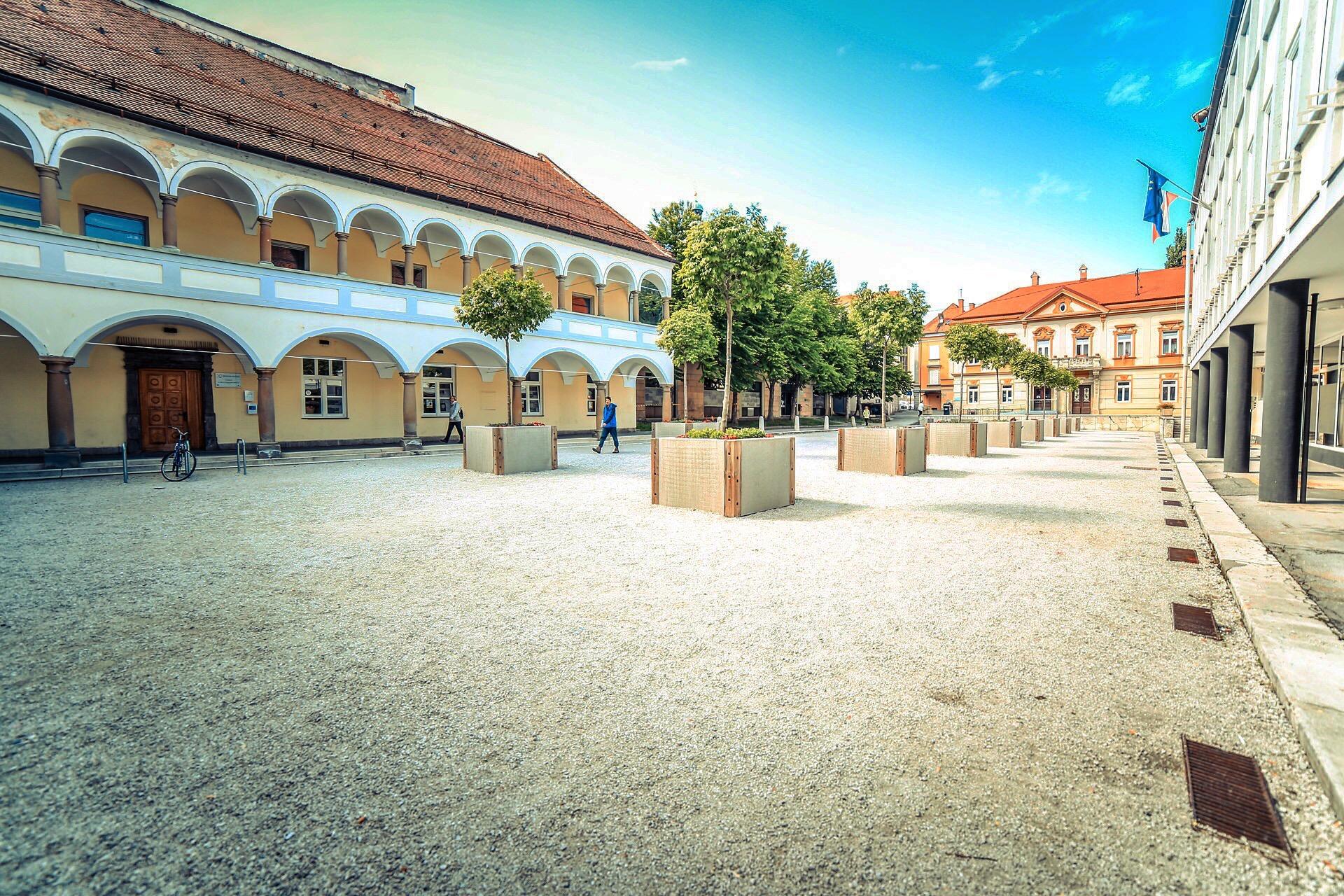 Foto: Igor Unuk - Rotovž Square