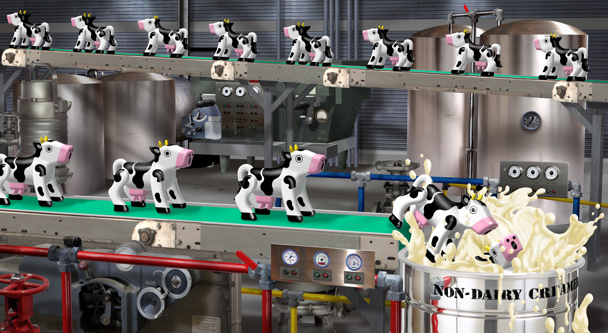 Milk Factory