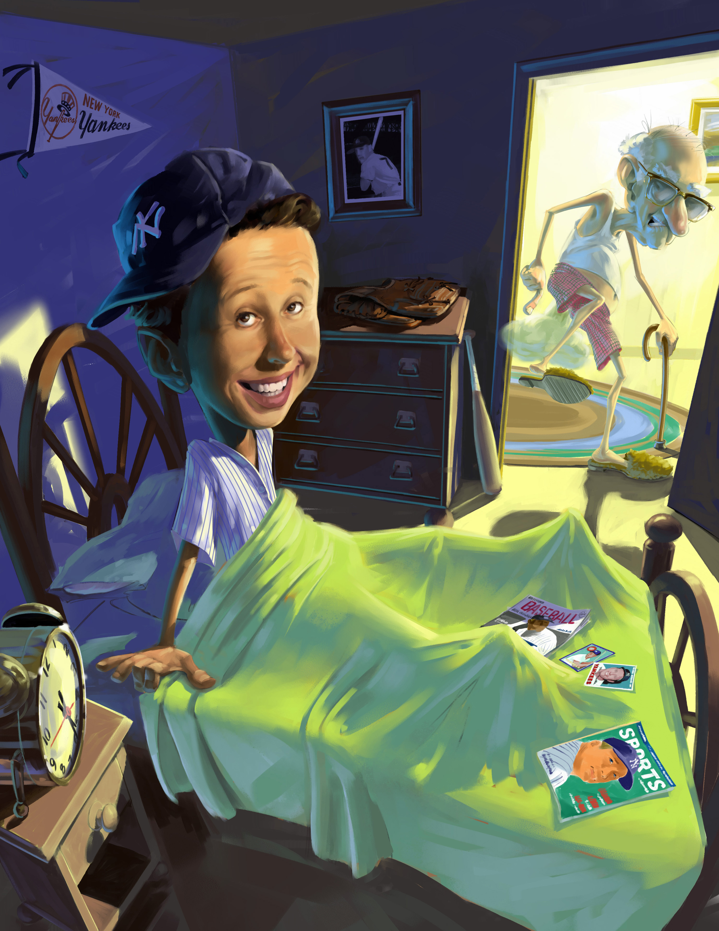 Billy Crystal Children's Book