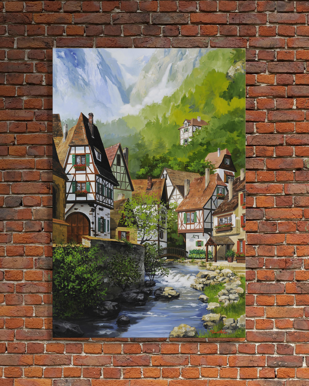 Mountain Village brick wall.jpg
