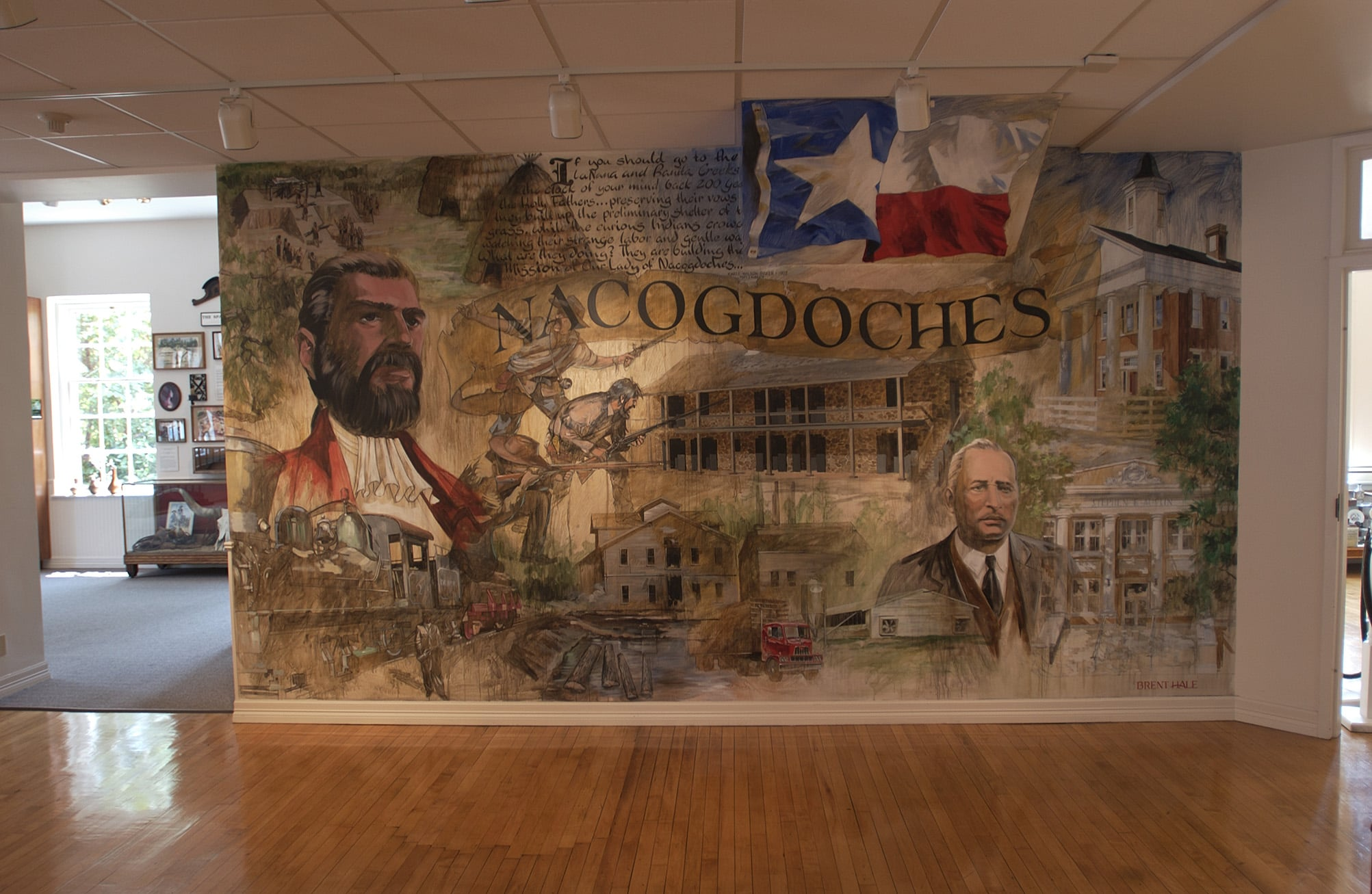Nacogdoches Visitor's Center