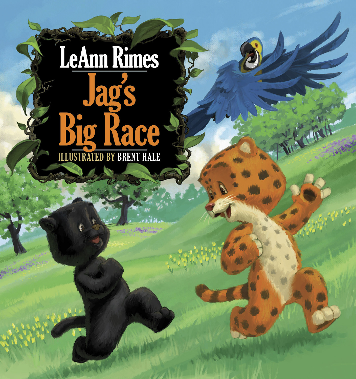 Jag's Big Race Cover.jpg