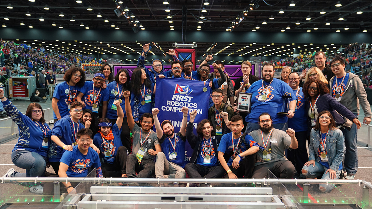 Brooklyn robotics team finishes 4th in international competition