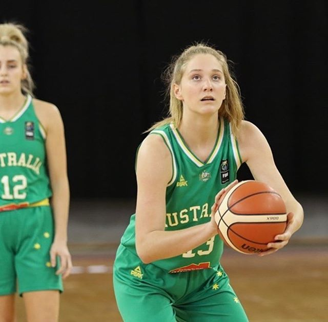 Congratulations to the Australian U17 Team on making it through to the final for the FIBA U17 Women's Oceania Championship!!! Keep up the good work🔥🔥 #GirlsBasketball #2BecauseOfYou #LearnGrowFlourish #BallisLife #GirlsGotGame
