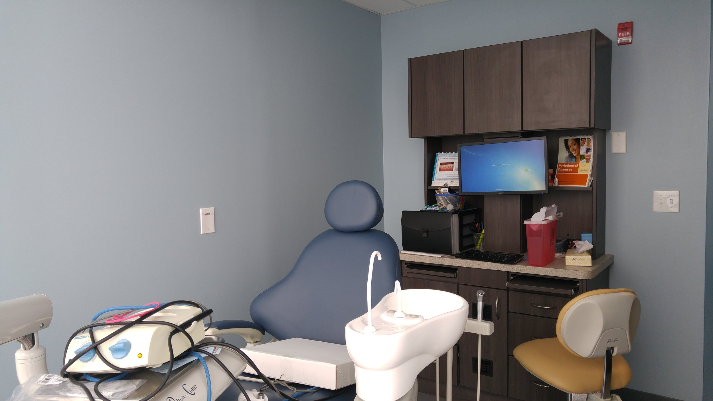 Mixed-Medical Office Building Painting