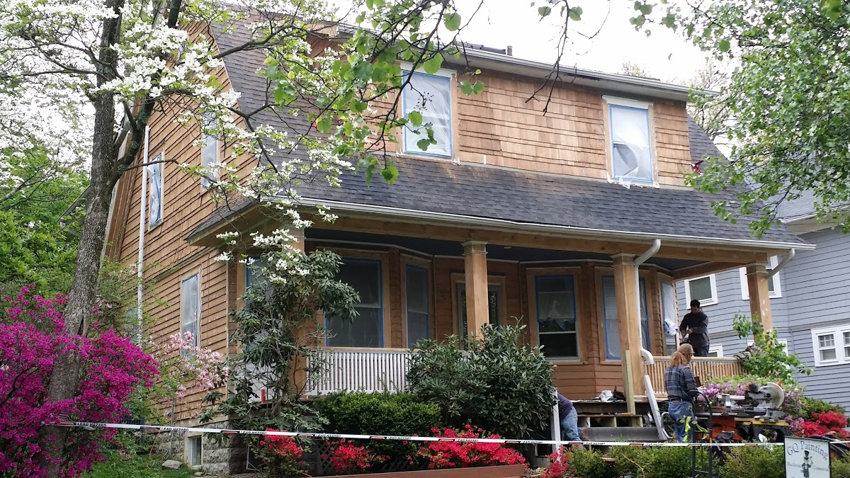 Exterior Paint Stripping and Removal