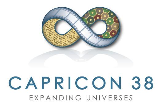 Logo for Capricon 38